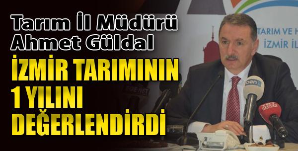 Güldal: '2016 İzmir İçin İyi Bir Yıl Oldu'