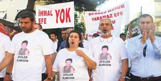 Efe'nin Ölümüne 275 Bin Lira Tazminat