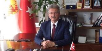 AK Parti'li Başkandan Tepki
