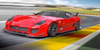 'Ferrari'ye de Cam Satarız'