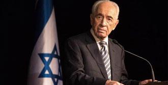 Peres Hastaneye Kaldırıldı