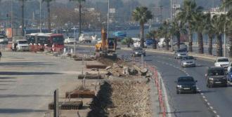 Sahil Bulvarı'nda Tramvaylı Dönüşüm