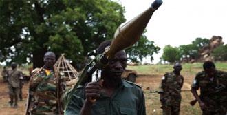 Güney Sudan'da Şiddet Dinmiyor