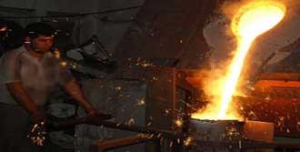 İşçinin Alın Teri 'Metali' Eritti