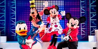Mickey'nin Müzik Festivali