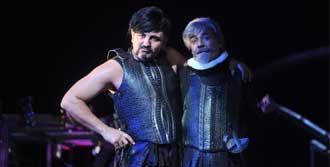 'Othello' Tiyatro Sahnesi'nde
