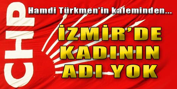 İzmir'de Kadının Adı Yok