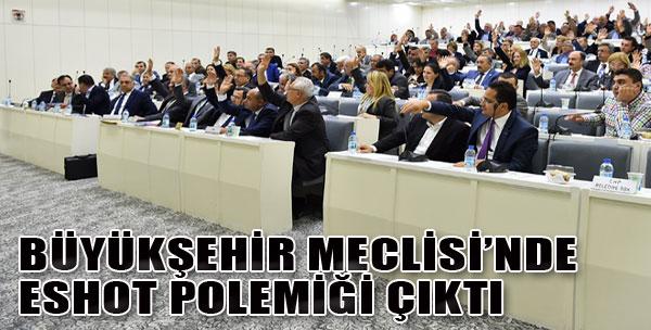 Büyükşehir'de Gergin Meclis