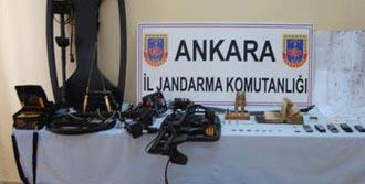 Jandarma Dedektiflik Yaptı