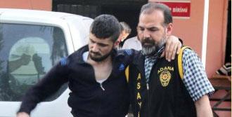 Suriyeli Kapkaç Şüphelisi Kaza Yapınca Yakalandı