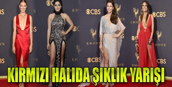 69. Emmy Ödül Töreni'nde Şıklık Yarışı