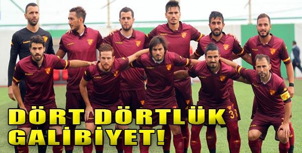 Tepecikspor 2-4 Göztepe