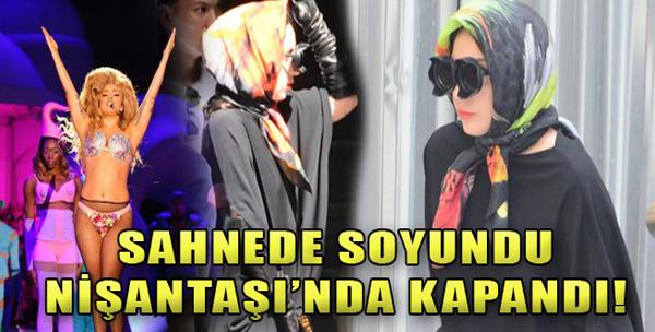 Lady Gaga Nişantaşı'nda Alışveriş Yaptı