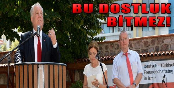 Türk-Alman Dostluğu Bitmez!