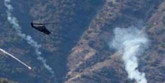 PKK Kampları Bombalandı!
