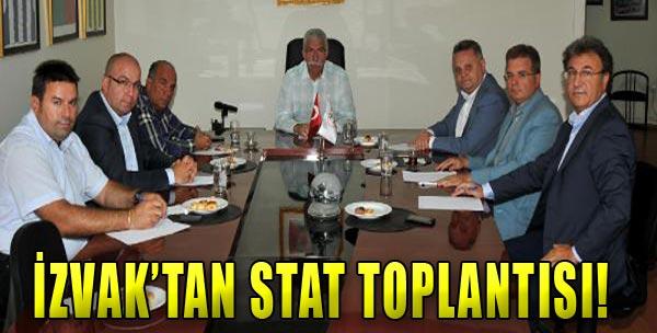 Acil Stat Toplantısı!
