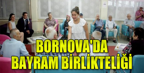 Bornova'da Bayram Birlikteliği