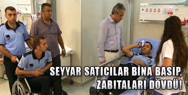 İzmir'de Seyyar Dehşeti!