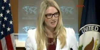ABD'den Davutoğlu'na Cevap
