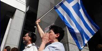 Yunanistan'ın Borç Oranı Rekor Kırdı
