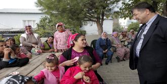 Bornova'nın Köyleri Çok Şanslı