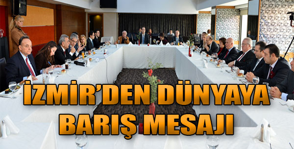 İzmir'den Dünyaya Barış Mesajı
