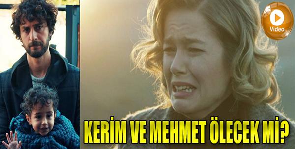 Kerim ve Mehmet'in Hayatı Tehlikede