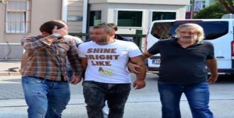 3 Gürcü'ye Kapkaç Gözaltısı
