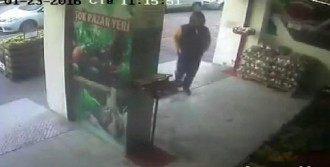 30 Saniyede Gasp Etti, 2 Günde Tutuklandı