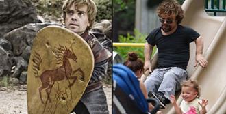 'Tyrion' Çocuklar Gibi Eğlendi