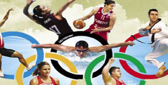 Bugün Günlerden Olimpiyat!