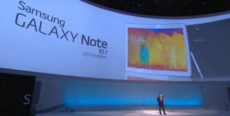 Samsung'dan Tablet Sürprizi