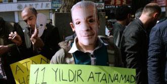 Mühendisler Diyarbakır'da Eylem Yaptı