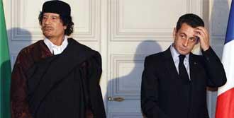 Kaddafi'nin Parası Dert!