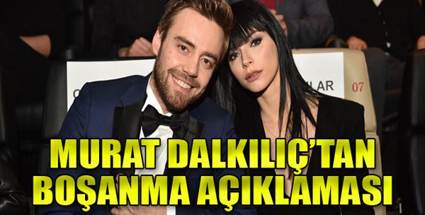 Murat Dalkılıç ile Merve Boluğur Boşanıyor mu?