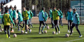 Werder Bremen Antalya'da Kampa Girdi