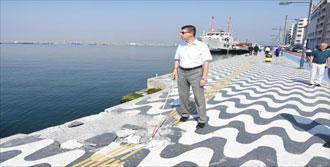 Görme Engellilerin Denize Düşme Tehlikesi