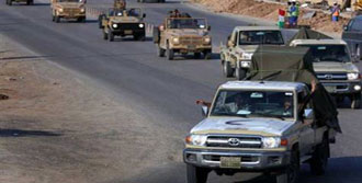 'Kobani'ye Tanksavarlar Geliyor'
