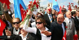 Taksim'de 19 Mayıs Gerginliği!