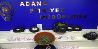 Torbacılar Uyuşturucu Paketlerken Yakalandı