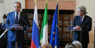 Lavrov:'Sınır Derhal Kapatılmalı'