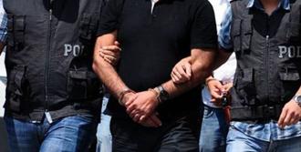 İzmir'de 14 FETÖ Tutuklaması