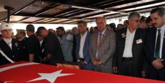 Şehit Polis, Yalova'da Gözyaşlarıyla Uğurladı