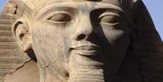 II. Ramses'e Güneş Vurdu