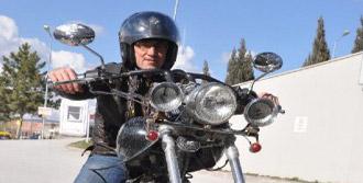 'Harley-Davidson' Benzeri Motosiklet Yaptı