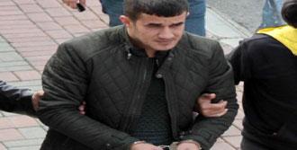 Aranan Şüpheli Alanya'da Yakalandı