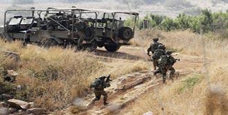 Lübnan-İsrail Çatışması