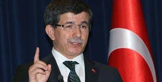 Davutoğlu Antalya'da Konuştu