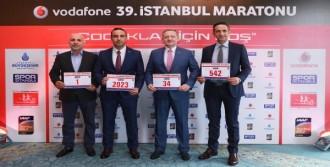 39. Vodafone İstanbul Maratonu Bu Sene Çocuklar İçin Koşulacak