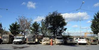 Baraja Atlan 8 Araç Çıkarıldı
